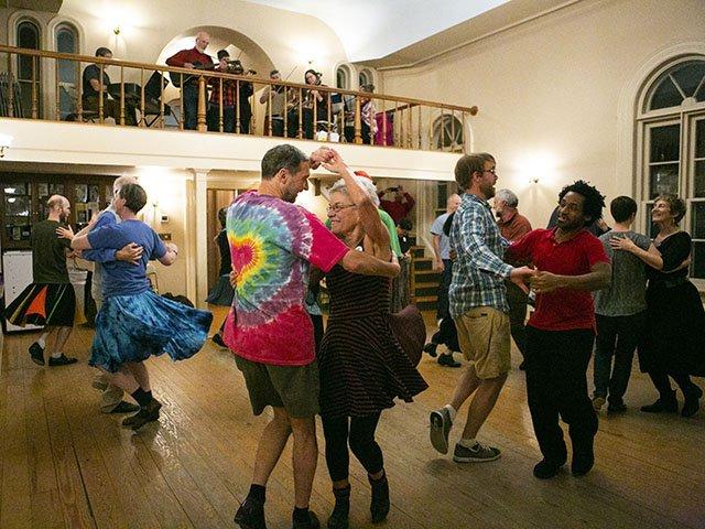 Amazing Benefits of Dancing