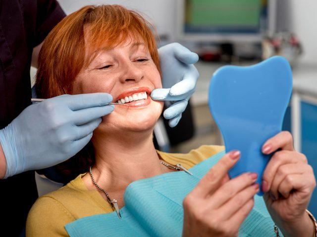 Oral Hygiene Checkup